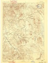 Cascade Mountains Map Siskiyou Mountain Club