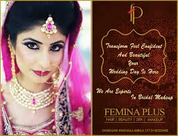 bridal makeup package looking for a bridal makeup we at feminaplus offer