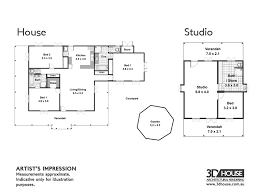 Floor Plans With Measurements Real Estate Floor Plans 3d House Sunshine Coast Queensland
