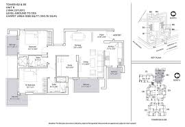 Floor Plan La by Floor Plan Tata Housing La Vida