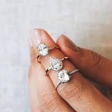 teardrop engagement rings teardrop diamond wedding ring vintage engagement rings near me