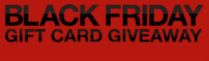 black friday deals on gift cards black friday sale free gift card giveaway