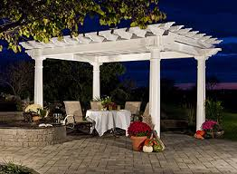 Pre Made Pergola by Mill Stores Furniture Outlets