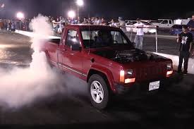 jeep pickup comanche video turbocharged ls swapped u002789 jeep comanche