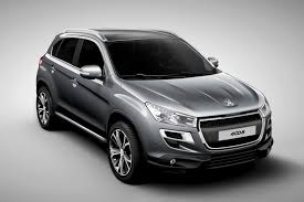 peugeot compact car new peugeot 4008 psa u0027s take on the mitsubishi asx rvr part i