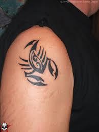 right shoulder cancer tribal tattoo tattooshunt com