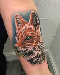 cool fox inkstylemag