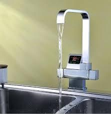 bathroom waterfall faucetsdigital display waterfall faucet