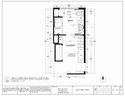 handicap accessible bathroom floor plans 50 fresh photos of ada home floor plans floor and house