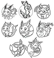 pokemon printable coloring adults color pokemon