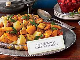 Root Vegetables Roasted - roasted root vegetables with cider glaze recipe myrecipes