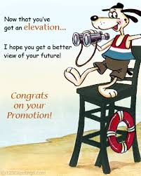 congratulations promotion card enjoying new heights free promotion ecards greeting cards