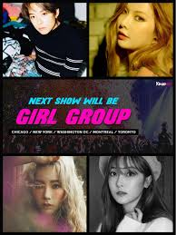 who will be the next korean female singer to tour north america