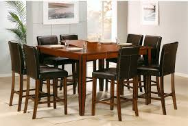 Natural Wood Dining Room Table by Tall Glass Kitchen Table Natural Wooden Costco Tuscan Cabinet