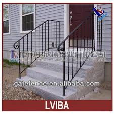 wrought iron railings metal railing outdoor stairs and outdoor