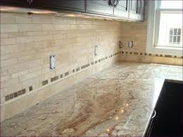 Installing Tile Backsplash Kitchen Installing Travertine Tile Backsplash Kitchen Ceramic Tile