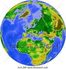 asia globe map stock photograph of map asia globe europe atlas middle east