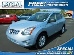 nissan rogue select 2014 2015 frosted steel nissan rogue select s 111352251 gtcarlot com