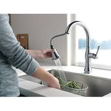 delta cassidy single handle pull out kitchen faucet 4197 rb dst delta faucet 9197 ar dst cassidy single handle pull kitchen