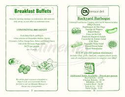 d u0026a terrace deli menu islip terrace dineries