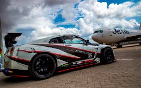 Nissan Gtr Hybrid - nissan gt r sets record for world u0027s fastest drift autoguide com news