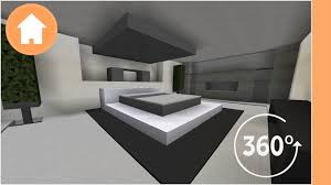 minecraft bedroom designs 360 degree minecraft youtube