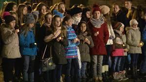 Maria Ward Schule Bad Homburg Maria Ward Gymnasium Beten Für Den Frieden Youtube