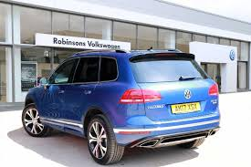 volkswagen touareg blue find a used blue vw touareg diesel estate 3 0 v6 tdi bluemotion