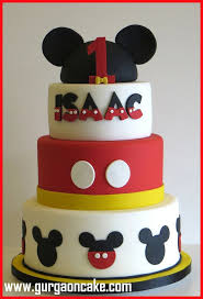 mickey mouse cake 1st birthday cakes for boys mickey mouse