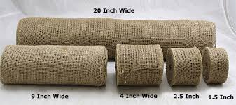 natural burlap table runner natural burlap bolt 50 inch x 25 yards high quality fabric