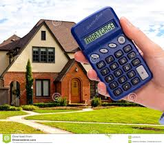 mortgage calculator royalty free stock image image 23956546