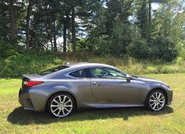2015 lexus rc 350 review review 2015 lexus rc 350 sporty styling with the chops to back it