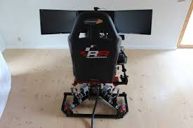 the racingcube is the world u0027s first affordable motion simulator