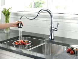 delta touch faucet red light touch on faucet fabulous faucet on no touch kitchen kohler touch