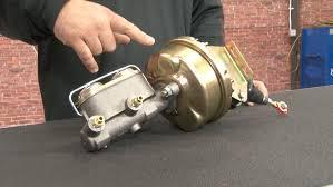 1966 mustang disc brakes mustang master power booster brake conversion dual bowl kit manual