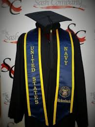custom graduation sashes graduation stole options just for you