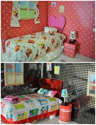 diy barbie bed out of a shoebox or cereal box be a fun mum