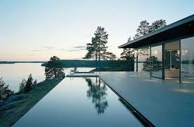 a luxury modern home by water 20 best feathr