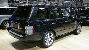 land rover range rover 2009 land rover debuts range rover westminster limited edition and
