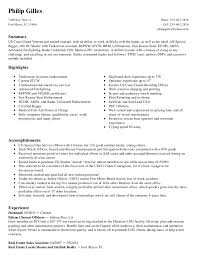 Deckhand Resume Philip Gilles Resume 6 2015
