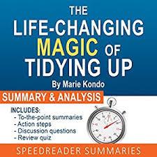 marie kondo summary amazon com the life changing magic of tidying up by marie kondo