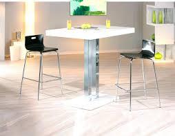 table haute pour cuisine table de cuisine bar haute globetravel me