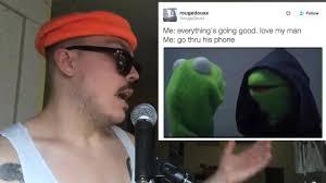 Kermit Meme My Face When - evil kermit meme review coub gifs with sound