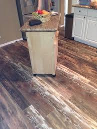 reclaimed wood laminate reclaimed looking laminate house update