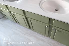 painted bathroom cabinets office table