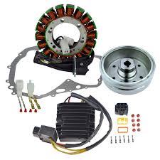 rm23019 kit stator improved flywheel mosfet regulator