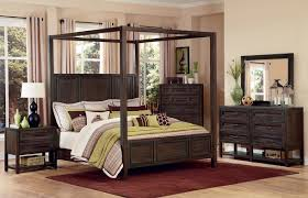 Black Canopy Bed Bedroom Black Canopy Bed Queen Be Equipped With Beige Wall And