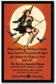 Halloween Costume Party Invitations Halloween Costume Party Invitation Fun U0026 Frolic