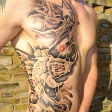 30 groovy half sleeve tattoos for men