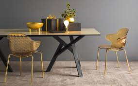 leighton dining room set calligaris home furnishing italian design furniture